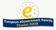 PloneGov finalist of the European e-Government Awards 2009